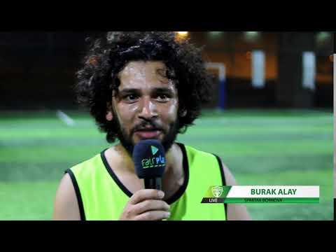 Burak Alay / Spartak Bornova  / iddaa Rakipbul Ligi 2018