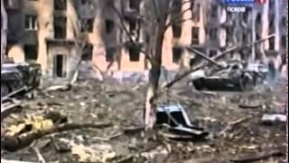 Чечне  (Январь 1995г)