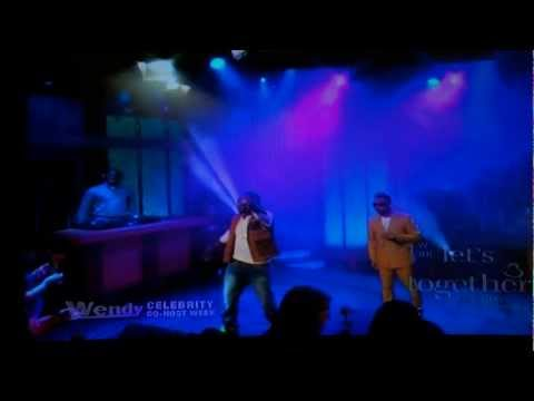 Wale - Lotus Flower Bomb ft. Miguel (Live) on Wendy Williams