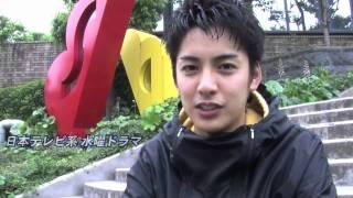 「MEN'S NONNO 8月号」(7月9日発売)の撮影シーン(FRAPBOIS 代官山)...