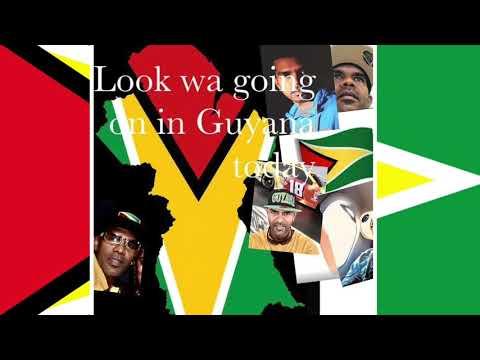 Satish Udairam - Look What Going on In Guyana!