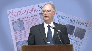 CoinWeek: David Harper Predicts: Things That Will Continue in Numismatics. VIDEO: 8:31.
