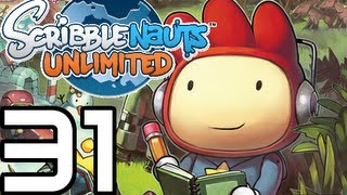 Scribblenauts Unlimited - Ep. 31 - Camelcase Oasis