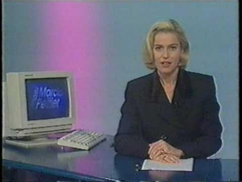Chamada do Programa Márcia Peltier Pesquisa. Tv Manchete, 1997.