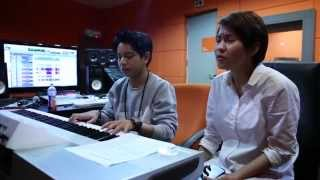 """Sebalik Tabir """"Cerita Cinta Kita"""" - Ewal & Indah Ruhaila (Lagu Tema Pelamin Fantasia)"""
