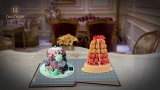 3d (Custom Shaped) cakes by Dolci Delight