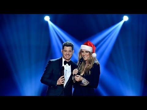Céline Dion ft. Michael Bublé - Happy Xmas (War Is Over) - Lyrics