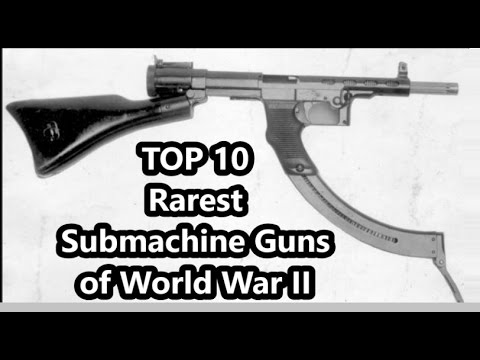 top 10 machine gun