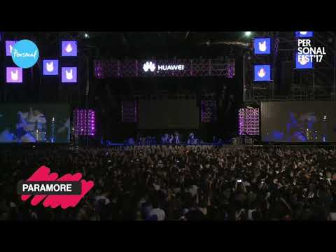 Paramore - Told You So (Live at Personal Fest 2017, Buenos Aires, Argentina) - HD