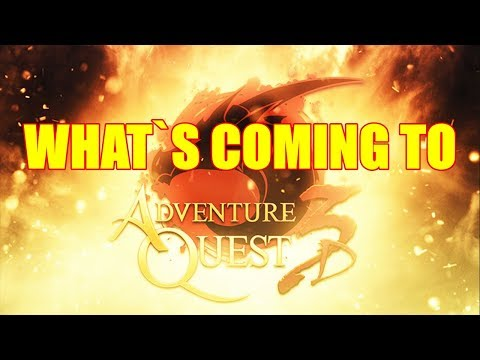 AQ3D Whats COMING To AdventureQuest 3D!