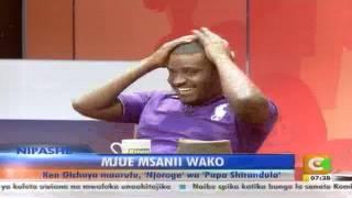 Mjue Msanii Wako : Man Njoro