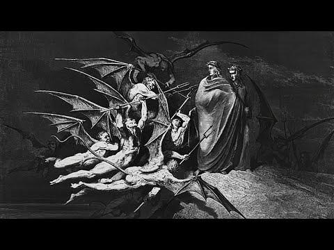 DANTE ALIGHIERI - Die göttliche Komödie