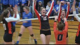 Basketball Can Wait, IB Plays for Volleyball Title