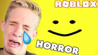 ROBLOX GAME SCARES TEENAGER!! *SCARY* 😱 (Party EXE)