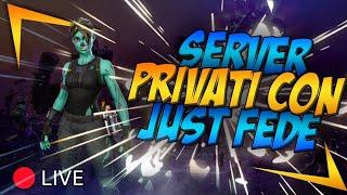 Live Fortnite private server gift skin