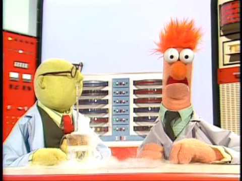 The Muppet Show: Muppet Labs - Bunsonium