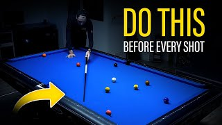 Do This Before Evęry Shot - It Will Change Your Game