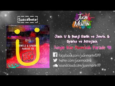 Jungle Bae vs  Moombah vs  Parade 98 Afrojack  Mashup UMF 2015