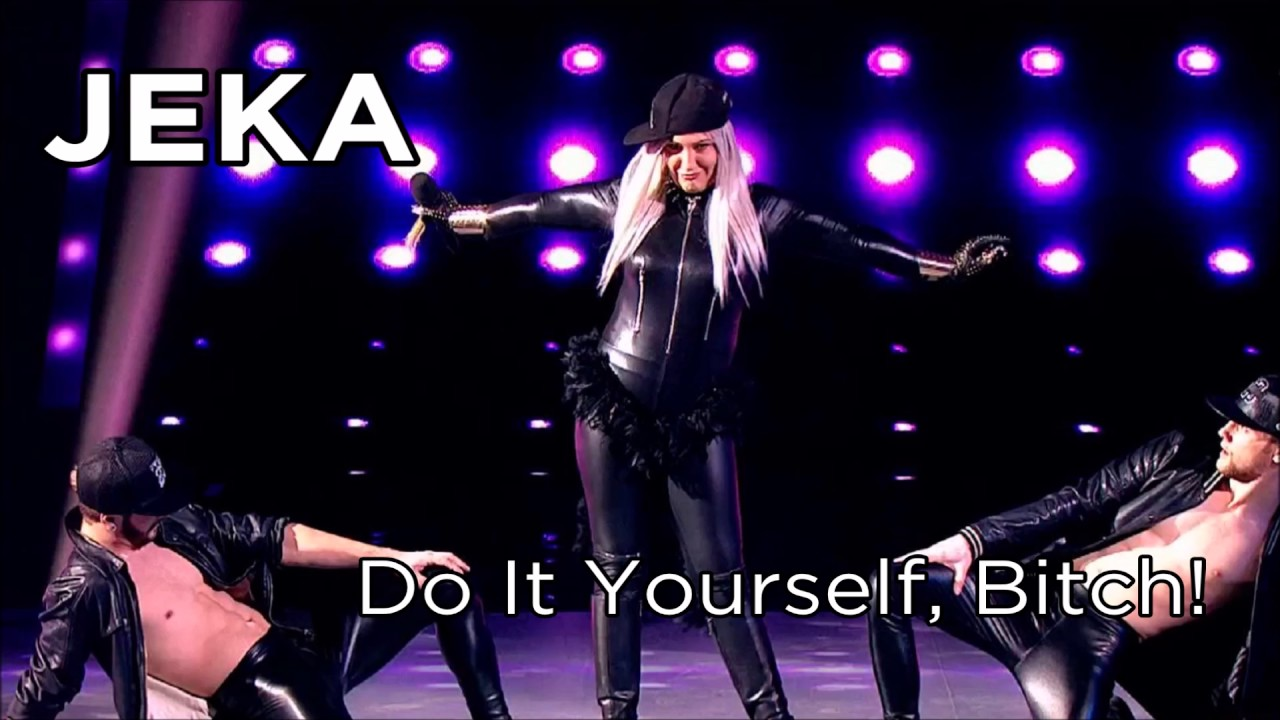 Jeka do it yourself bitch official youtube jeka do it yourself bitch official solutioingenieria Choice Image