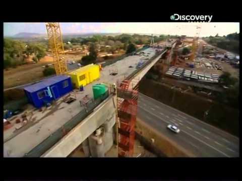 Fieras de la ingeniería - Gautrain Sudáfrica 2 - Discovery Channel España