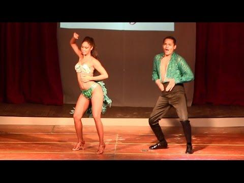 Mar del Plata Salsa Congress 2015 ~ Tania Cannarsa & Adolfo Indacochea