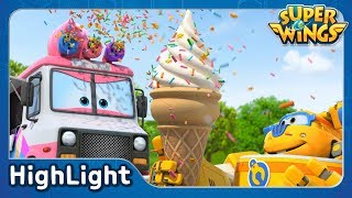 The Large Little Laddie (Ireland) | SuperWings Highlight | S2 EP12