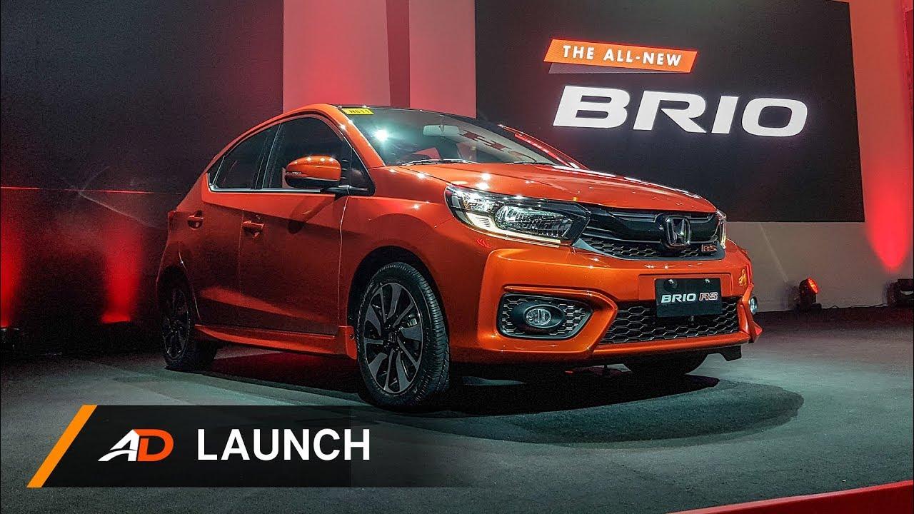 2019 Honda Brio Launch Autodeal