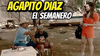 Agapito Diaz y el semanero - JR INN