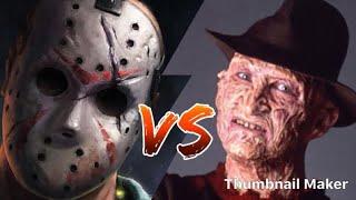 Freddy vs Jason: The Rematch - WWE 2K18 Gameplay