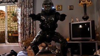 - Halo VS Call of Duty Русская озвучка