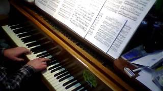 """Beethoven """"Lustig  - traurig""""  WoO 54"""