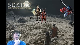 Sekiro (casual)- Monk action - part 13