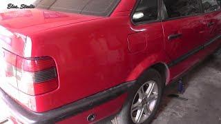 Сайлентблоктарды ауыстыру артқы арқалықтар VW Passat B4
