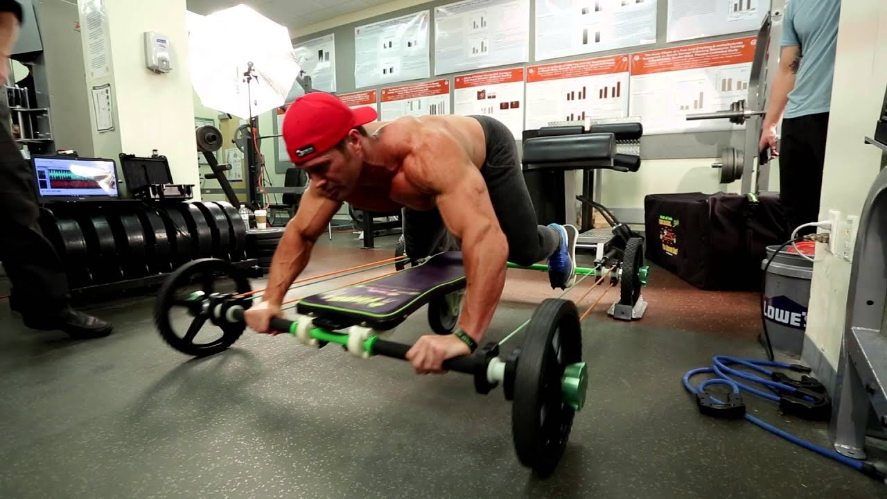 Frog Fitness Made Me Lose Respect For Mike Ohearn
