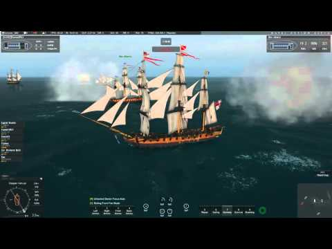 Naval Action 3rd rate fleet farming