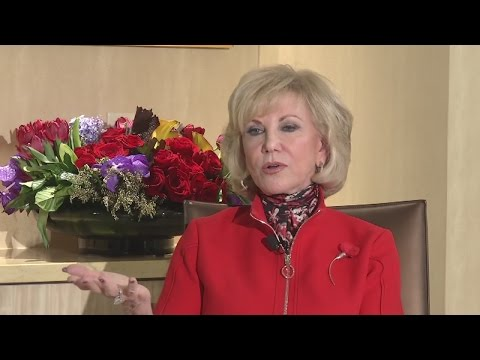 Exclusive interview with Elaine Wynn