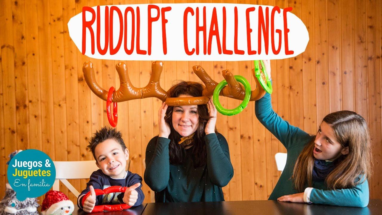 Reto Para Navidad Juegos Y Juguetes En Familia Youtube