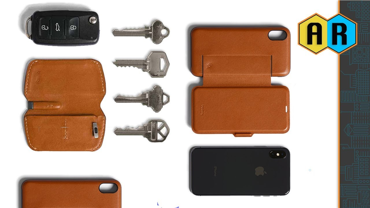 sale retailer 2520b 34711 Bellroy Key Cover and Bellroy iPhone X Case in 2018
