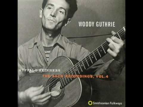Train Blues - Woody Guthrie