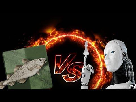 COMBATE NO HUMANO: Stockfish vs Leela Chess Zero