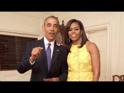 Thumbnail: President Obama and First Lady Michelle Obama on Favorite Olympic Memories