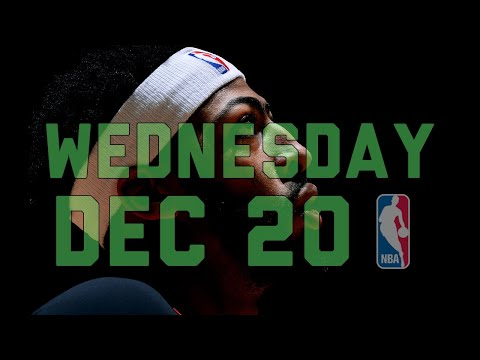 NBA Daily Show: Dec. 20 - The Starters