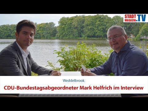 CDU-Bundestagsabgeordneter Mark Helfrich im Interview