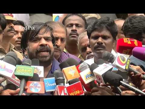 Tamil Nadu Election 2016 - T.Rajendar Votes And Lectures - Must Watch  -~-~~-~~~-~~-~- Please watch:
