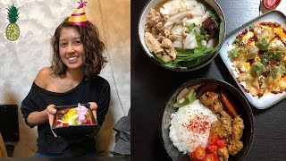 Jasmine's Birthday Vlog | What We Ate & Did