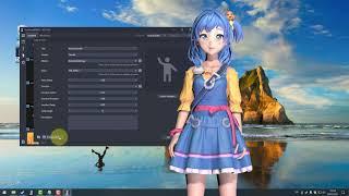 Touchable Lover - DesktopMMD3:MissFish Released