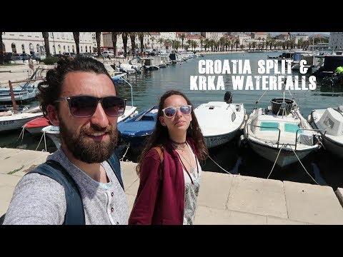 INSANE CROATIA 🇭🇷 Split & Krka National Park