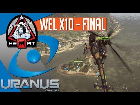 BF4 WEL x10 (season 4) uRaN vs nW (FINAL) 2º mapa (2 Rounds completos) Lancang Dam