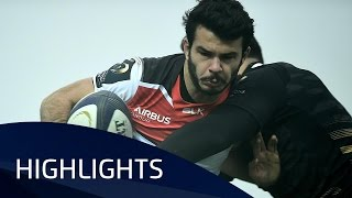 Zebre Rugby v Toulouse (Pool 2) Highlights – 10.12.2016