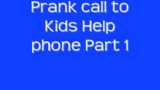 Youtube's Best Kids Help Phone Prank Call